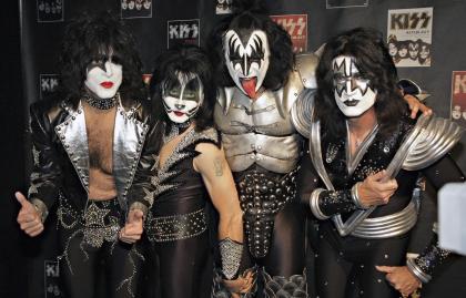 Germany Kiss Tour